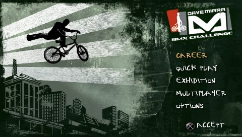 Dave Mirra BMX Challenge for PSP image