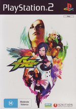 King of Fighters XI for PlayStation 2
