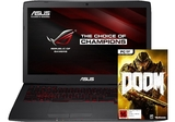 "ASUS ROG G751JY-T7473T 17.3"" Gaming Laptop i7 4750HQ 16GB GTX 980M 4GB"