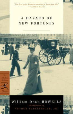 A Hazard of New Fortunes by William D.Howells
