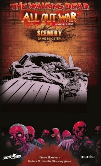 The Walking Dead: Scenery Booster