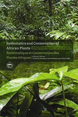 Systematics and Conservation of African Plants image
