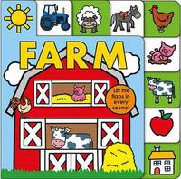 Early Learning Activity Farm by Roger Priddy