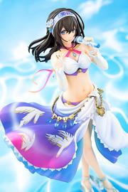 The Idolmaster: 1/8 Fumika Sagisawa (Azure Boundary Ver.) PVC Figure