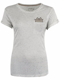 Pusheen Pocket T-Shirt (Medium)