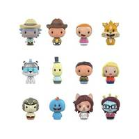 Rick and Morty: Pint Size Heroes - TAR US Exclusive Mini-Figure (Blind Box)