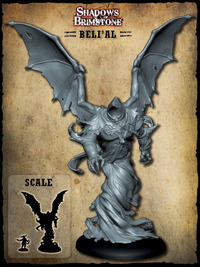 Shadows of Brimstone: Belial - Deluxe Enemy Pack
