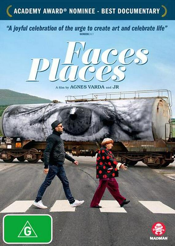 Faces Places on DVD