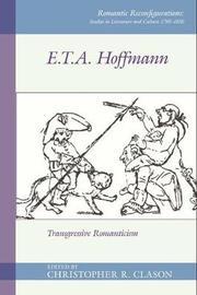 E. T. A. Hoffmann image