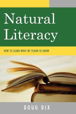 Natural Literacy by Doug Dix image