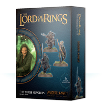 Lord of the Rings: The Three Hunters image