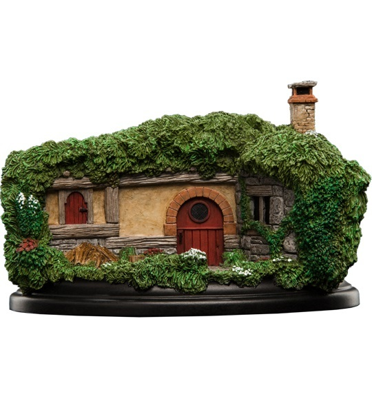 Lord of the Rings: 34 Lakeside - Hobbit Hole Statue