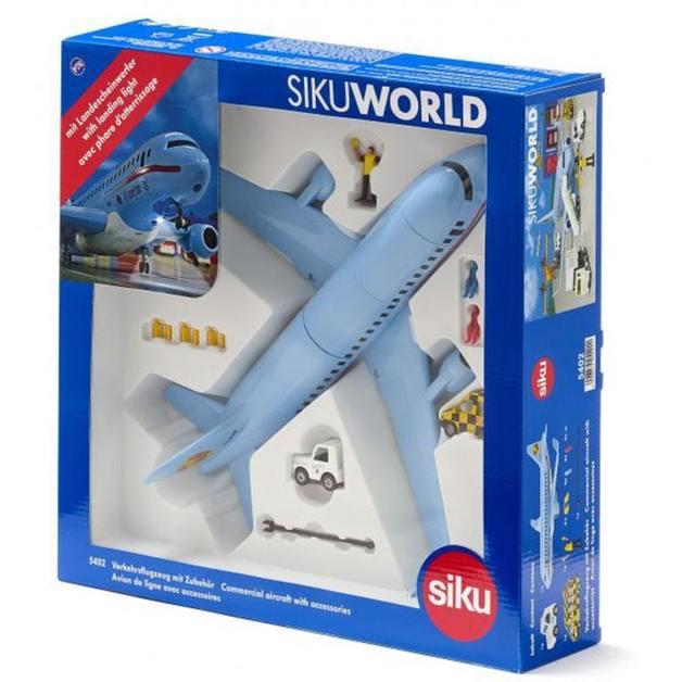 SIKU World: Passenger Jet