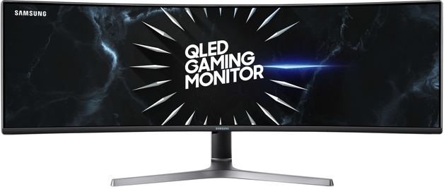 "49"" Samsung 5120x1440 120Hz 4ms FreeSync 2 Curved Ultrawide Gaming Monitor"