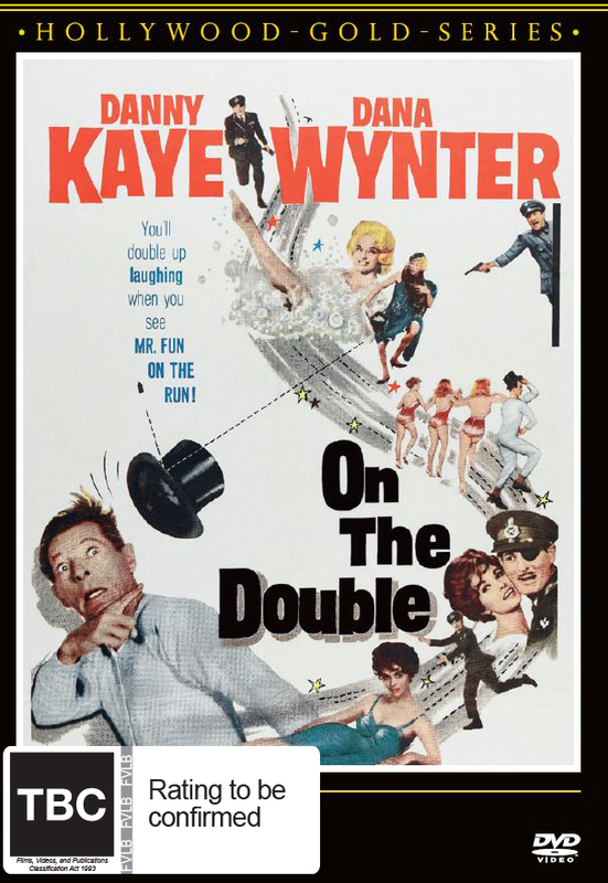 On The Double on DVD