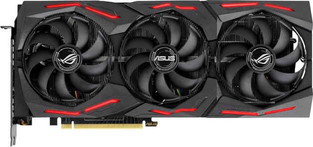 ASUS ROG Strix GeForce RTX 2080 SUPER Advanced Edition 8GB GPU