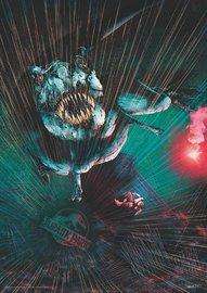 Jurassic Park: Premium Art Print - T-Rex (Limited Edition)