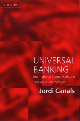 Universal Banking by Jordi Canals image