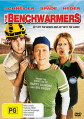 The Benchwarmers on DVD