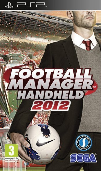 Football Manager 2012 for PSP