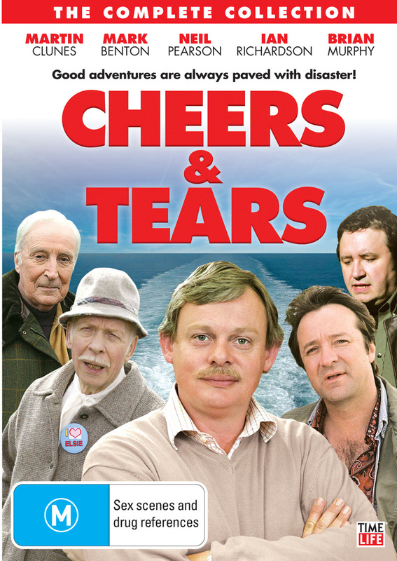 Cheers & Tears: The Complete Collection on DVD