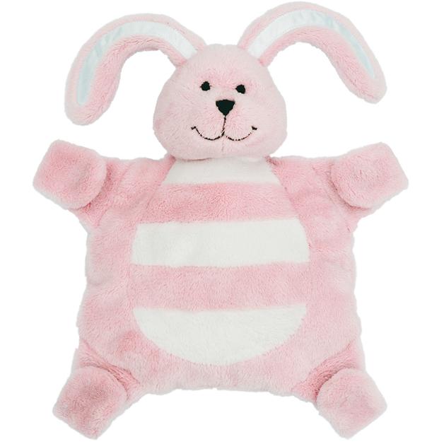 Sleepytot Bunny Comforter (Large) - Pink