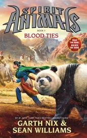Blood Ties by Garth Nix