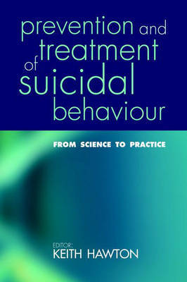Prevention and Treatment of Suicidal Behaviour: image