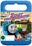 Thomas & Friends: Start Your Engines on DVD