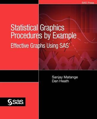 Statistical Graphics Procedures by Example by Sanjay Matange image