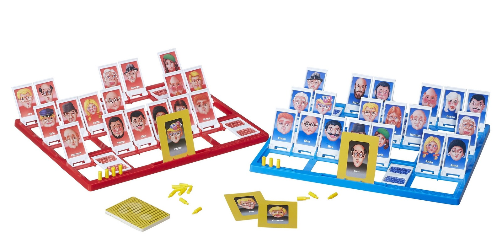Guess Who? - 1988 Edition Game image