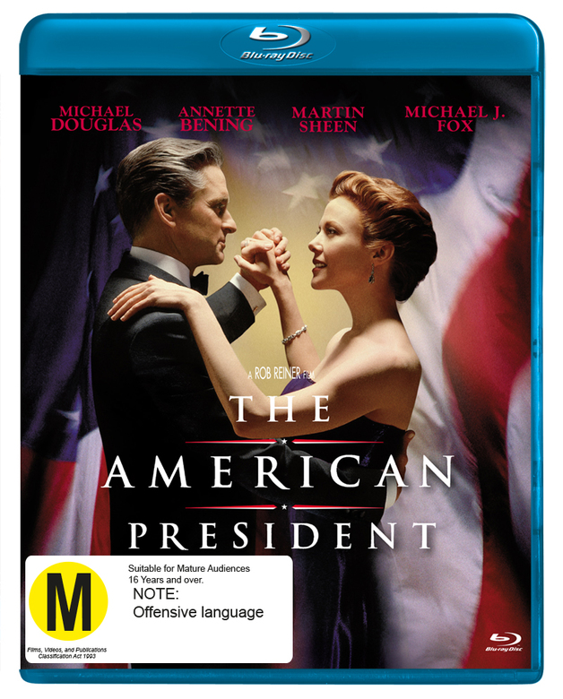 The American President on Blu-ray