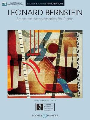 Selected Anniversaries for Piano by Leonard Bernstein