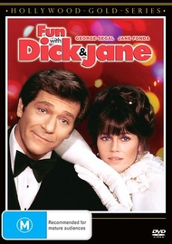 Fun With Dick & Jane on DVD