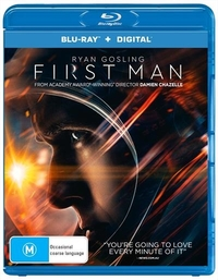 First Man on Blu-ray image
