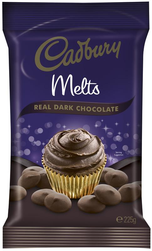 Cadbury Dark Chocolate Melts (225g)