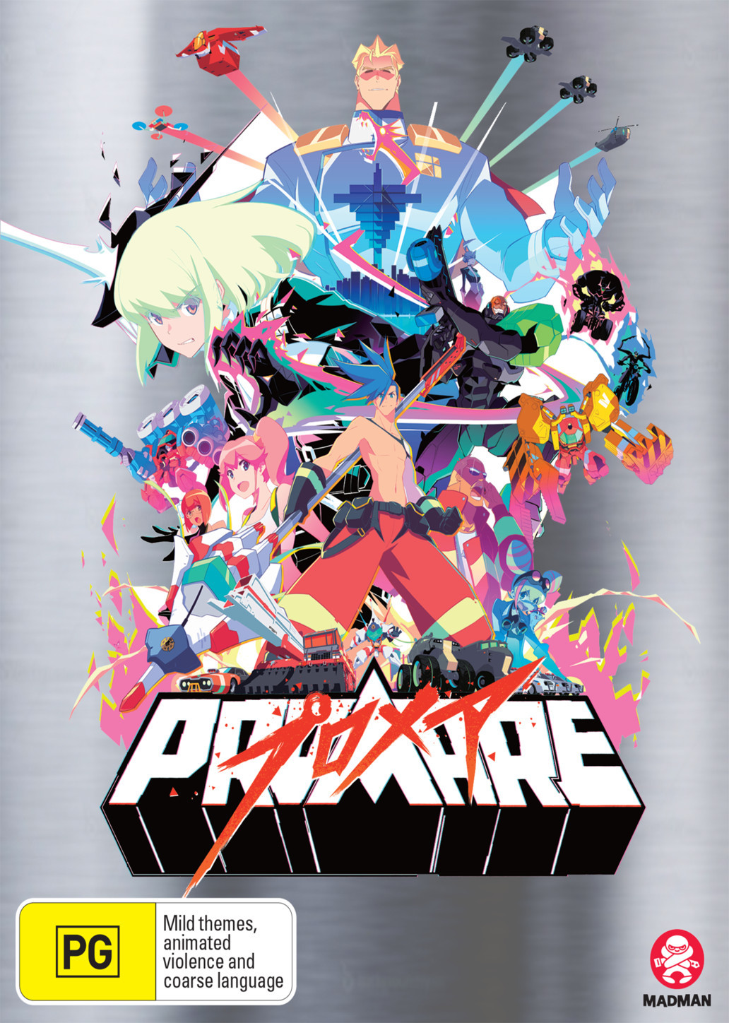 Promare - Limited Edition on Blu-ray image