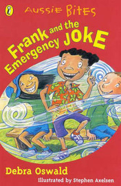 Frank & the Emergency Joke by Debra Oswald image