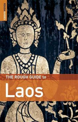 The Rough Guide to Laos by Jeff Cranmer image