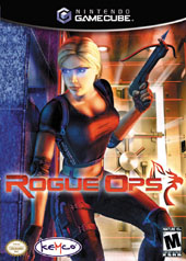 Rogue Ops for GameCube