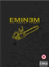 Eminem - All Access Europe on DVD