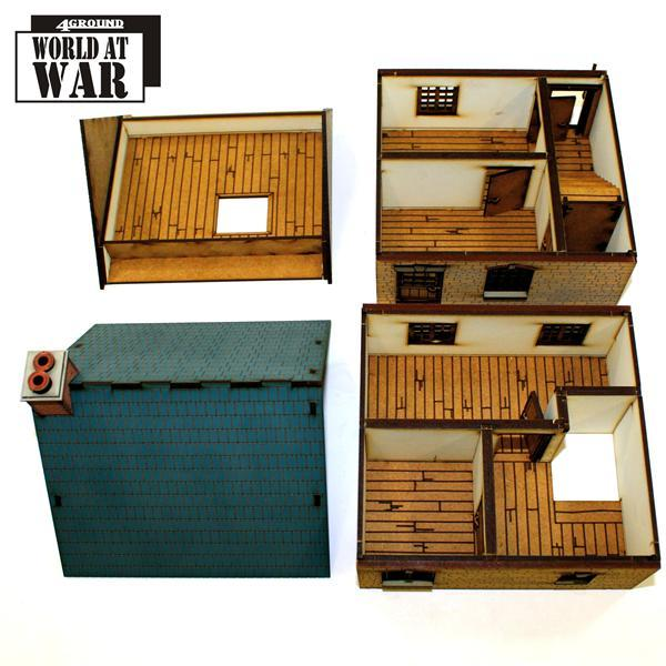 4GROUND Mid Terrace Type 2-28mm 28S-WAW-137