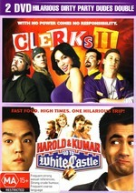 Clerks II / Harold And Kumar Go To White Castle (2 Disc Set) on DVD