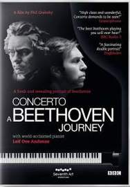 Concerto: A Beethoven Journey on DVD