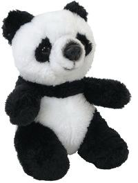 Antics Wildlife: Wild Mini's Panda Plush