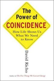 The Power Of Coincidence by David Richo image