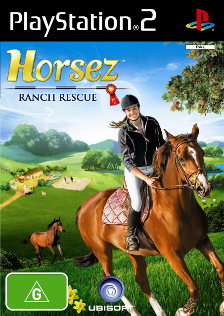 Horsez: Ranch Rescue for PlayStation 2 image