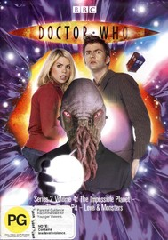 Doctor Who (2006) - Series 2: Vol. 4 on DVD image