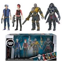 Ready Player One - Action Figure 4-Pack - Set #1