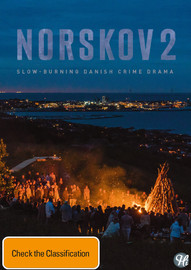 Norskov 2 on DVD